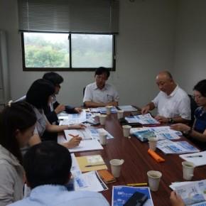 ≪7月 カーボンシンク代表 中野栄美子台南訪問 3≫