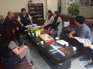 150416-1 新竹県環境局長訪問