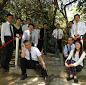 2014-10-9 八田與一記念碑にて滋賀県庁・企業の皆様と