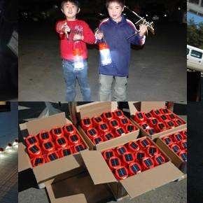 ともしびプロジェクト(東日本大震災支援)<2011.3.20>